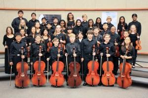 beginner orchestra