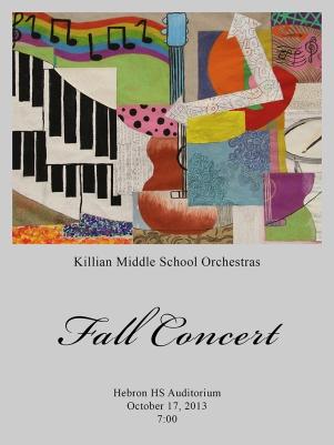 2013 Fall Concert